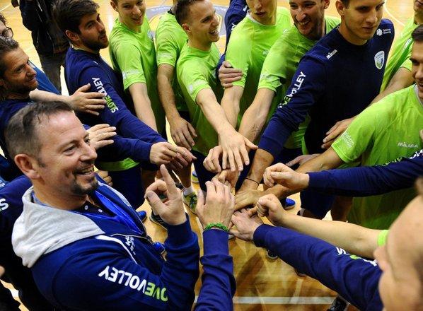 Slovenci bodo ligo narodov 'lovili' proti zahtevnim nasprotnikom