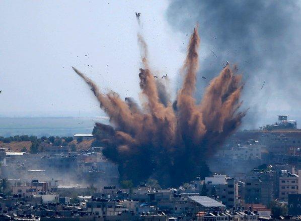 Gaza, pekel na Zemlji