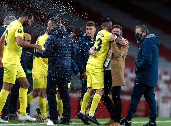 Predsednik Villarreala zadovoljen: V finalih trije Angleži in španski palček