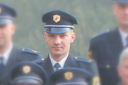 Naj policist lanskega leta postal Jan Luknar