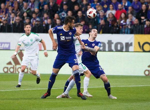 Ivković bo pred odhodom v ZAE odigral še eno tekmo za Maribor