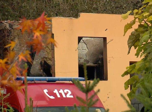 Požar v Žamencih: škode za okrog 300.000 evrov