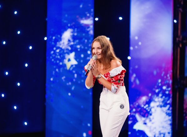 Talentirana Ana: Zlati gumb je uresničitev mojih sanj