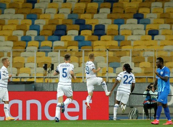Verbičev Dinamo zanesljivo med nogometno elito