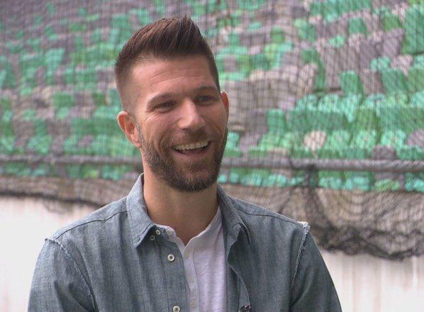 Boštjan Cesar v novem Fuzbalu: Zaključujem nogometno kariero