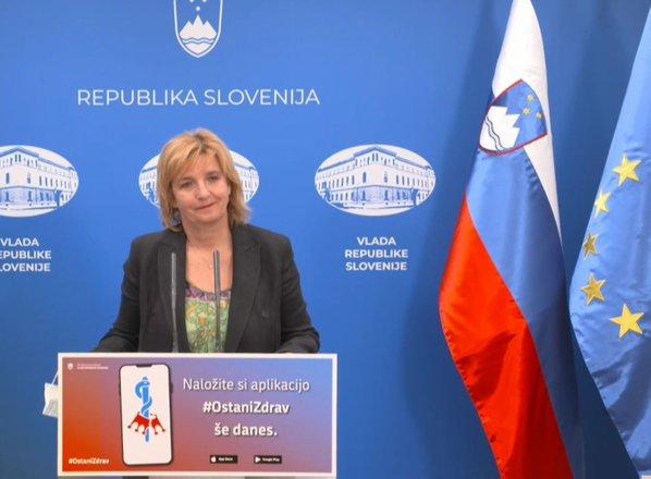 Beovićeva: Moramo se dogovoriti, kako bomo to epidemijo peljali s čim manj ...