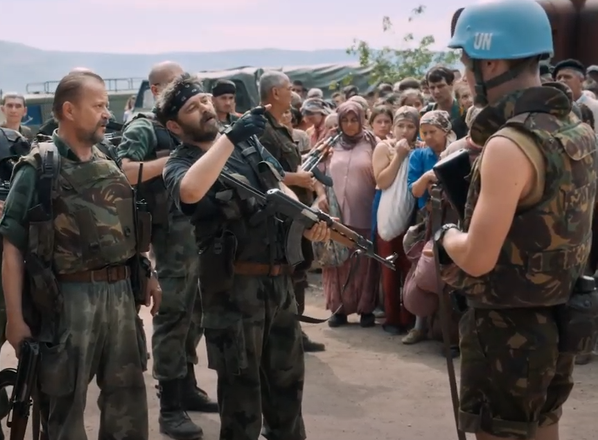 Film o Srebrenici med kandidati za nominacijo za oskarja