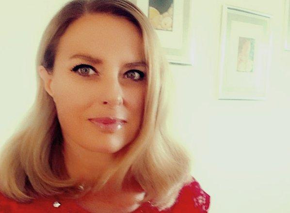Irena Svetek o kriminalki Rdeča kapica, ki razkriva sprevržene plati človeške ...