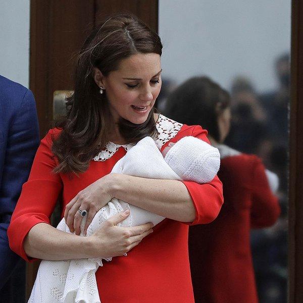 Razkrito, zakaj je bila Kate takoj po porodu tako lepa