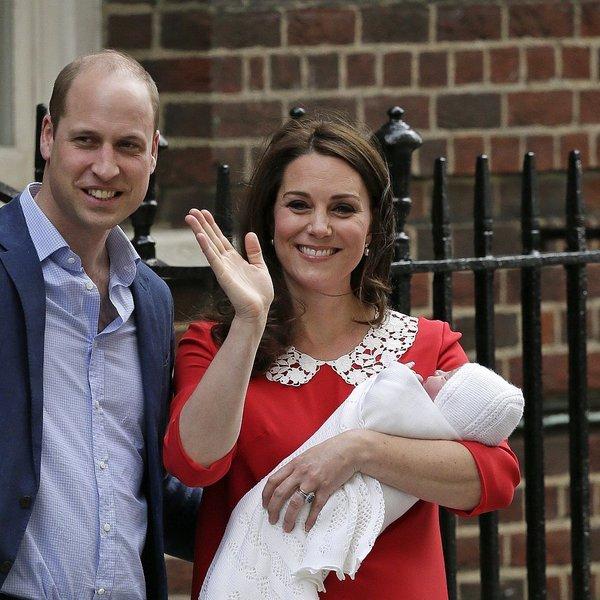 Zakaj Kate Middleton tako hitro zapusti porodnišnico?