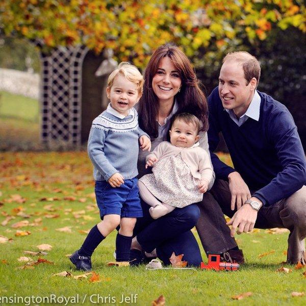 Kaj je narobe s fotografijo kraljeve družine?!