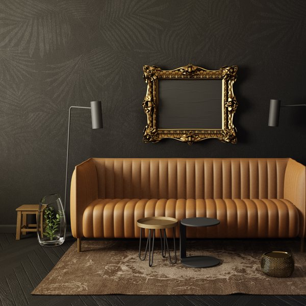 Luksuzno in prefinjeno: dekorirajte s srebrno in zlato