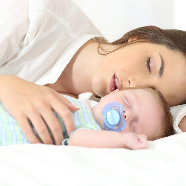 Starši 'ne spijo' kar šest let po rojstvu otroka