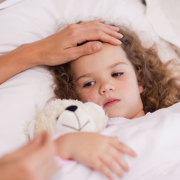 Vse o najpogostejših otroških boleznih