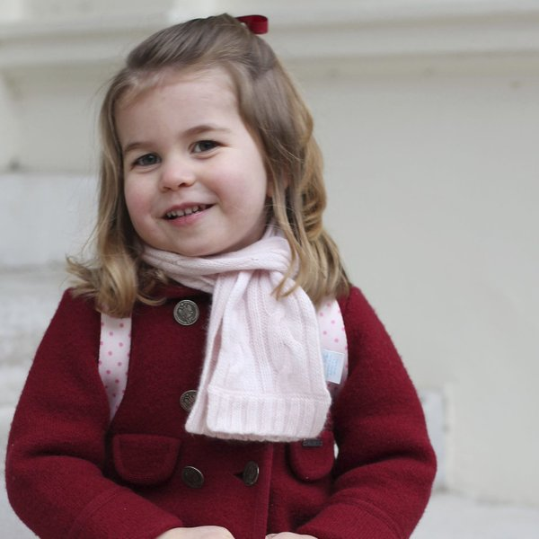 Tega princesa Charlotte nikoli ne sme početi!