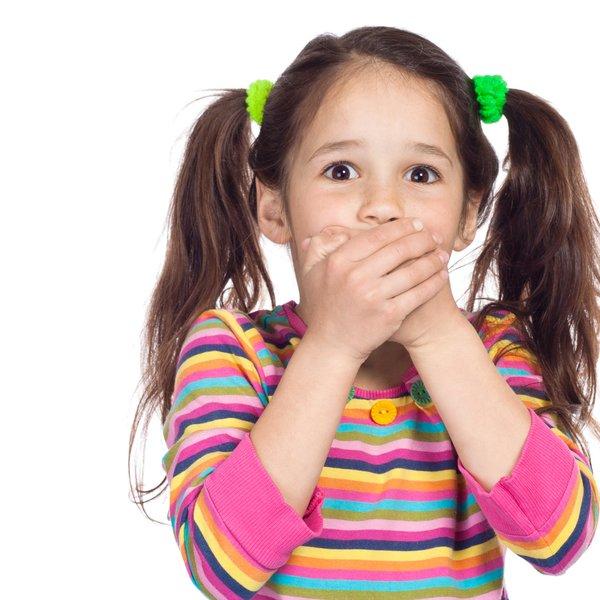 To storite, ko otrok reče grdo besedo