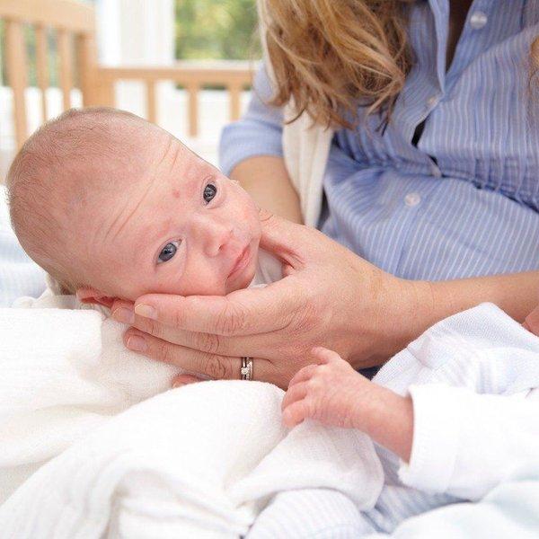 Rodila dvojčka v ljubljanski porodnišnici