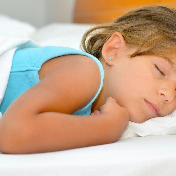 Koliko ur morajo spati otroci?