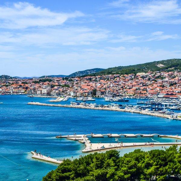Hrvaško mesto, v katerega se z veseljem vračamo