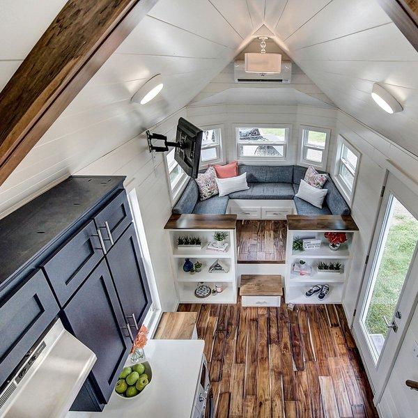 Bi živeli na 23 kvadratnih metrih?