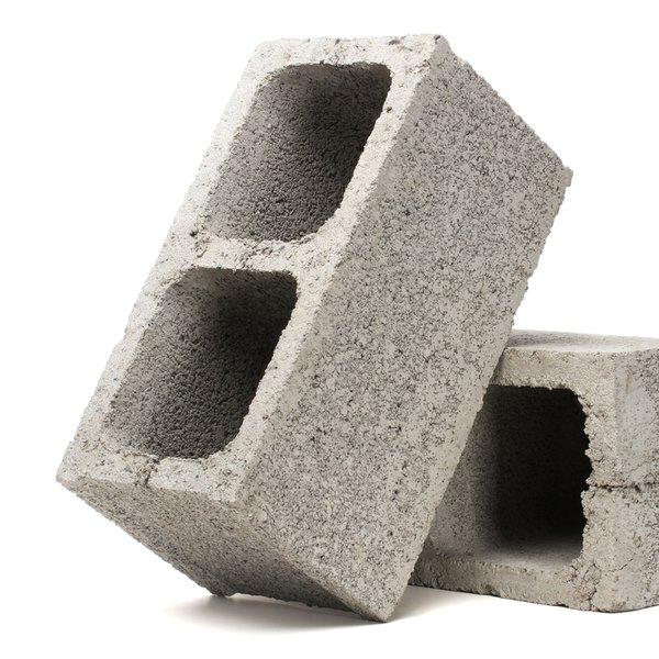 Vse to lahko naredimo iz betonskih zidakov