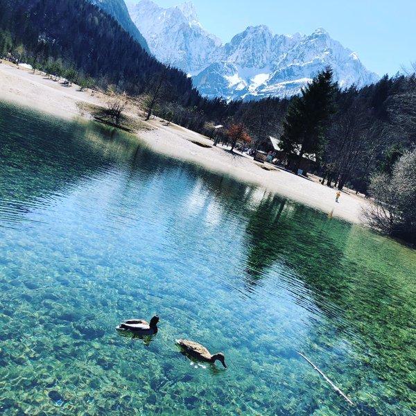 Čudovit izlet: Kristalno jezero Jasna