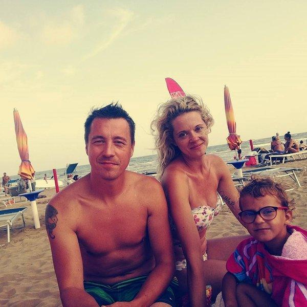 Znan Slovenec ima hčerko Milo z redkim sindromom