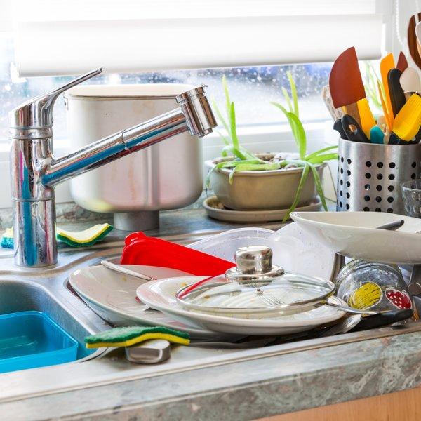 Triki shranjevanja v majhni kuhinji