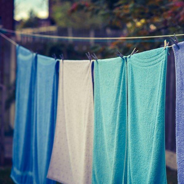 Kako pogosto naj peremo brisače?