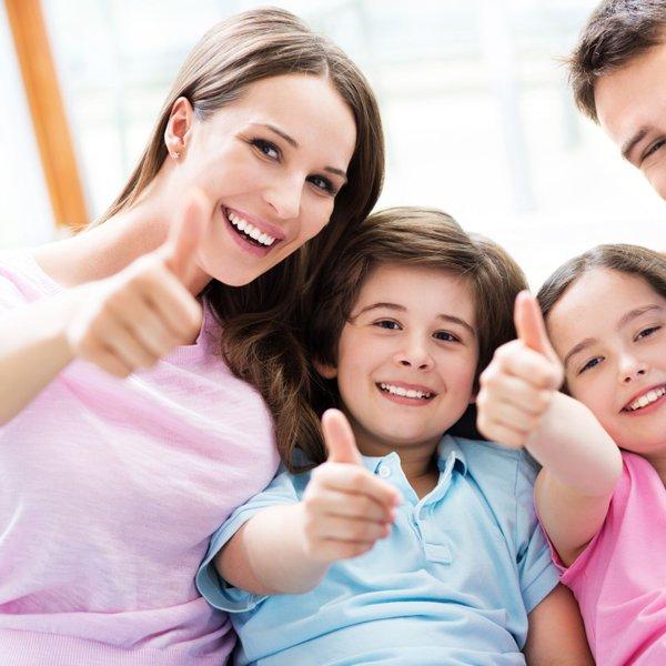 Tri zlata pravila, kako biti srečna družina