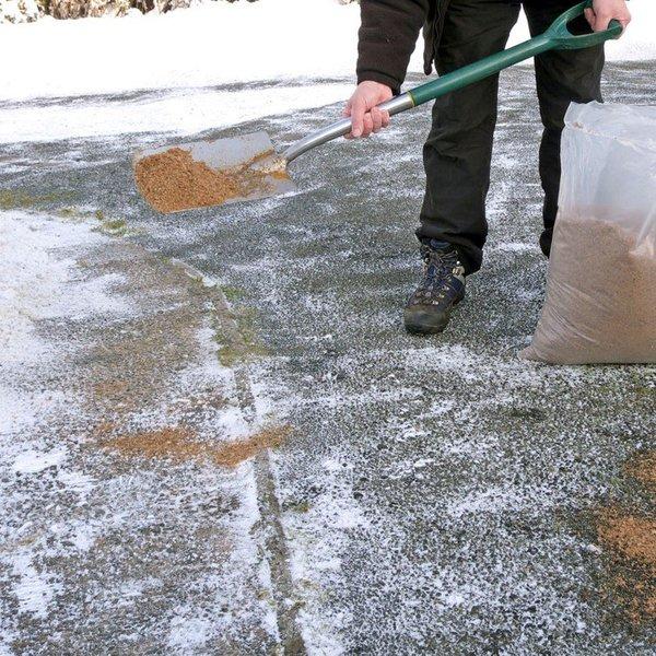 Letošnjo zimo pozabite na sol!