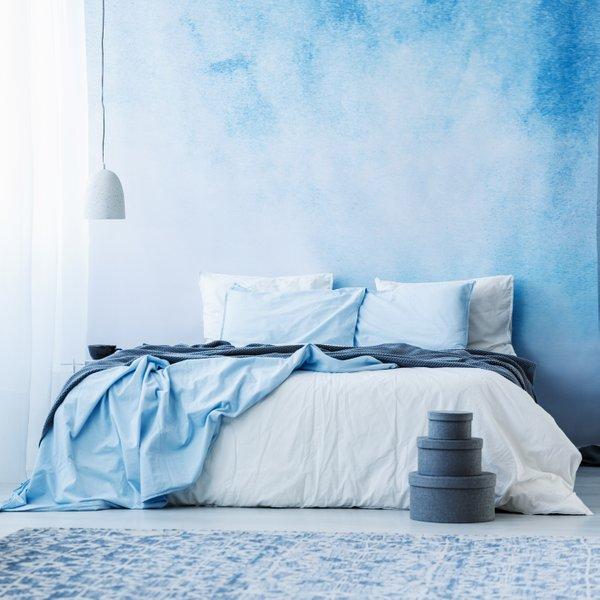 Idealna spalnica za res dober spanec