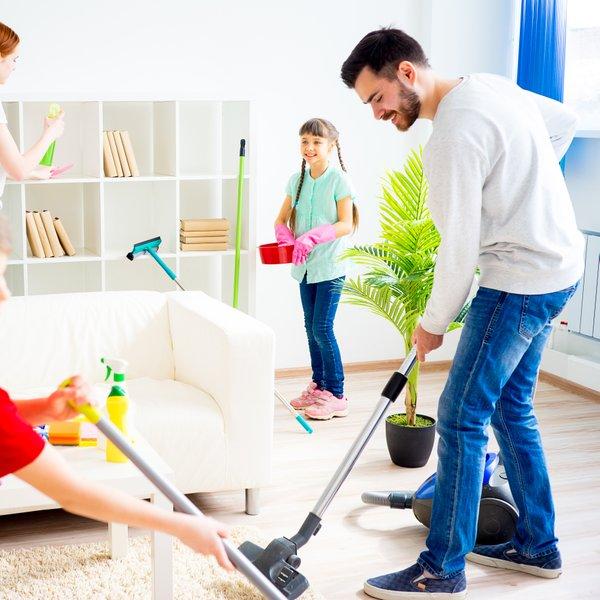Jesensko čiščenje doma - ne pozabite na malenkosti