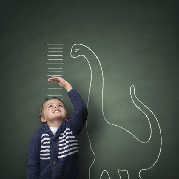 Odkrijte velikost otroka v odrasli dobi