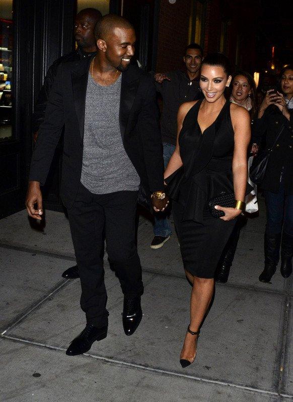 Kim Kardashian in Kanye West - 3