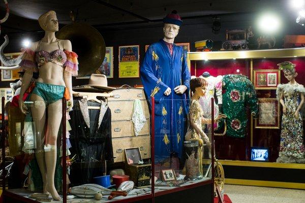 Cirkuški in klovnovski muzej na Dunaju - 11