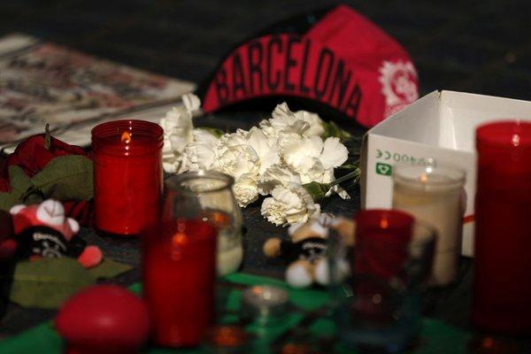 Žalovanje v Barceloni