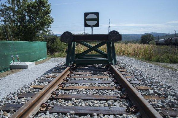 Železniški tir