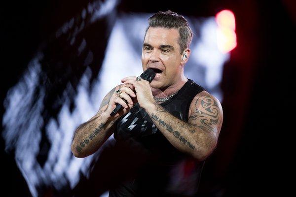Robbie Williams v Celovcu - 26