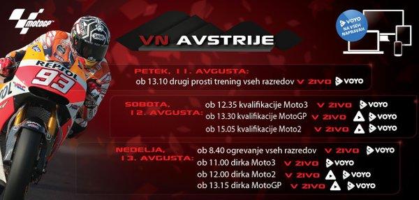 MotoGP VN Avstrije Spielberg - 5