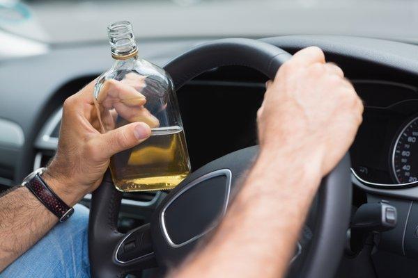 Alkohol za volanom