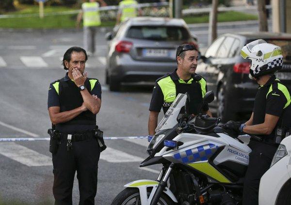 Napad v Barceloni - 1