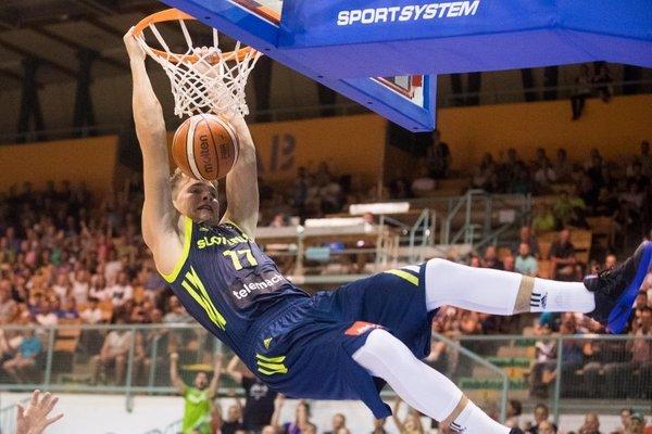 Slovenija - Češka košarka dvorana Tabor Maribor - 3