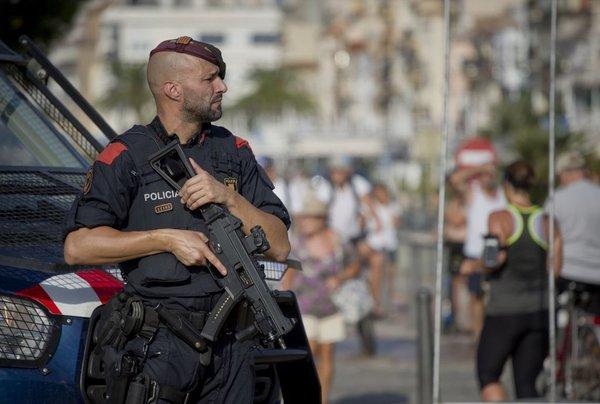 Napad v Barceloni