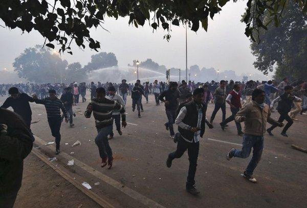 Protesti v Indiji - 9