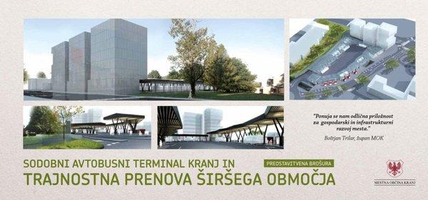 avtobusni terminal Kranj