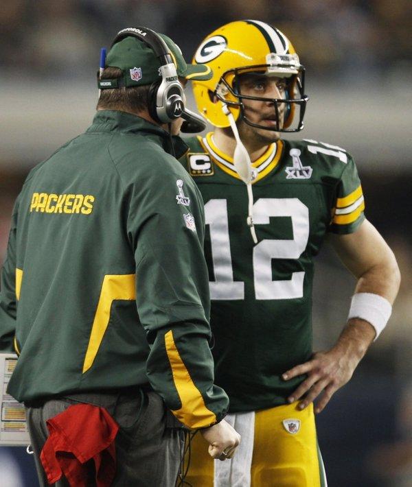Green Bay Packers - Pittsburgh Steelers