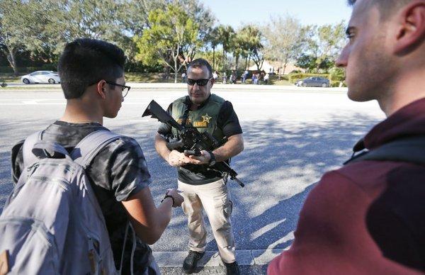 Streljanje na Floridi
