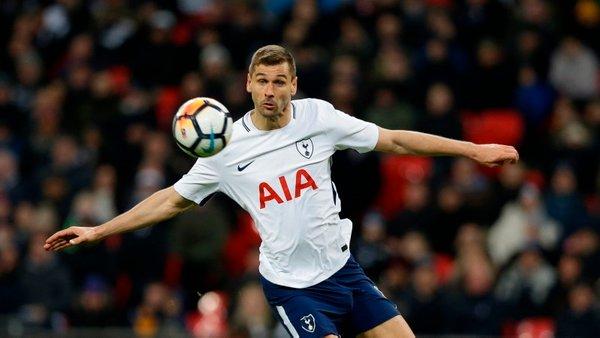 Fernando Llorente Tottenham - 3