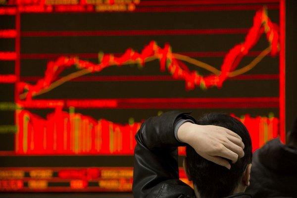Zgodovinski padec indeksa Dow Jones